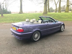 2001 BMW ALPINA B3 3.3 For Sale (picture 5 of 12)