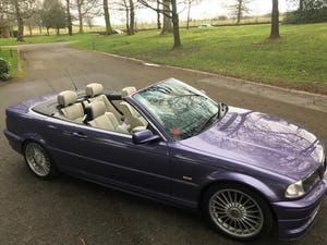 2001 BMW ALPINA B3 3.3 For Sale (picture 6 of 12)