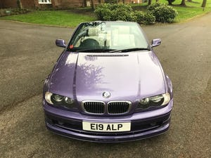 2001 BMW ALPINA B3 3.3 For Sale (picture 7 of 12)