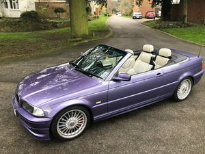 2001 BMW ALPINA B3 3.3 For Sale (picture 8 of 12)