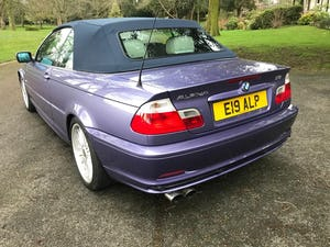 2001 BMW ALPINA B3 3.3 For Sale (picture 10 of 12)