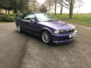 2001 BMW ALPINA B3 3.3 For Sale (picture 12 of 12)
