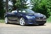 Picture of 2012 BMW 640i SE CONVERTIBLE **EXCLUSIVE WHITE LEATHER** For Sale
