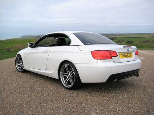 2011 BMW 335i Twin Turbo DCT Convertible With Only 27,000 Miles For Sale (picture 5 of 6)