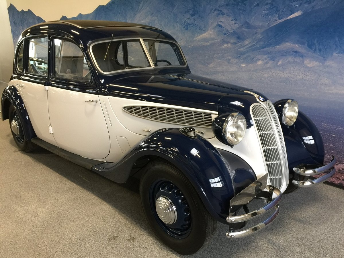 1939 BMW 326 Totally Restored SOLD | Car And Classic