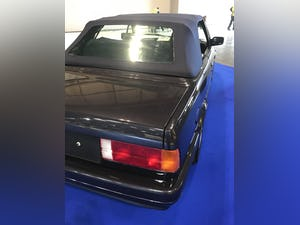 1990 E30 325 Motorsport convertible macau grey tex leather For Sale (picture 4 of 6)