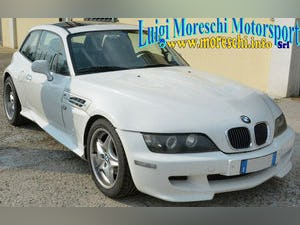 1999 BMW Z3 Coupe' 2,8 M E36 For Sale (picture 1 of 6)