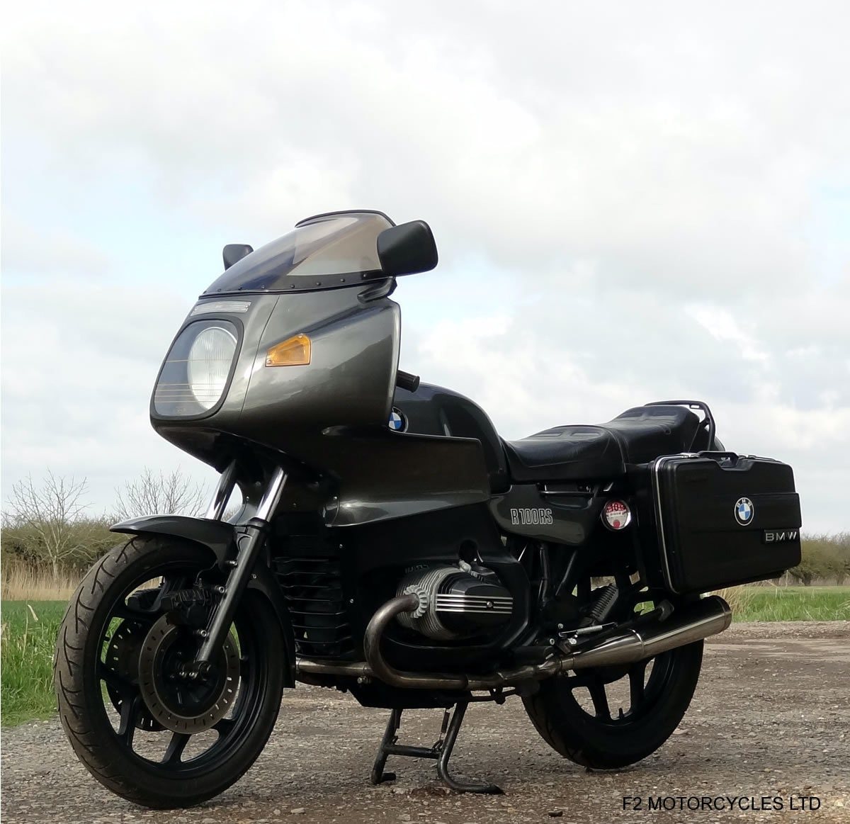 1988 BMW R100RS - one of the best, MOT and ready to ride.  SOLD (picture 2 of 6)