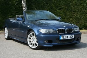 Picture of 2004 BMW 325Ci Sport Convertible Auto SOLD