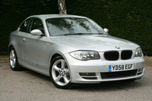 Picture of 2008 BMW 123d SE Auto - 2 Owners SOLD