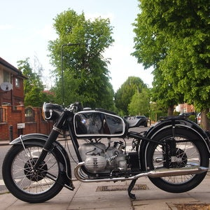 Picture of 1953 R 51/3 Beautifully Restored, Like New, Rare. SOLD