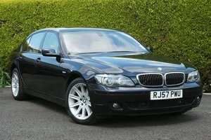 Picture of 2007 BMW 730Ld Auto Long Wheel Base Individual - 1 Owner SOLD