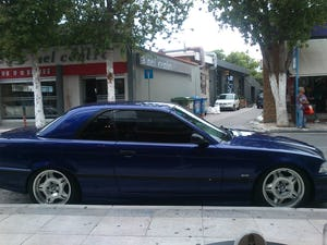 1997 BMW E36 320/6 INDIVIDUAL CABRIOLET M PACK/HARDTOP For Sale (picture 3 of 6)