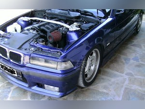 1997 BMW E36 320/6 INDIVIDUAL CABRIOLET M PACK/HARDTOP For Sale (picture 4 of 6)