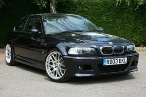 Picture of 2003 BMW M3 Coupe Manual SOLD