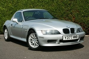 Picture of 2001 BMW Z3 1.9 - Factory Hard Top SOLD