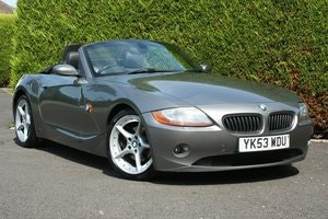 Picture of 2003 BMW Z4 3.0i Auto Roadster SOLD