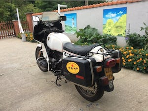 BMW R100RS 1980 very good condition For Sale (picture 2 of 12)