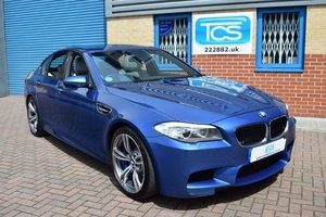 Picture of 2013 BMW M5 Saloon 560BHP 4.4i V8 Twin-Turbo DCT7 SOLD