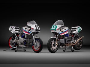1984 BMW K100 Classic Endurance Race Bike For Sale (picture 1 of 3)