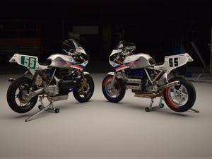 1984 BMW K100 Classic Endurance Race Bike For Sale (picture 2 of 3)