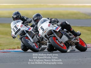 1984 BMW K100 Classic Endurance Race Bike For Sale (picture 3 of 3)