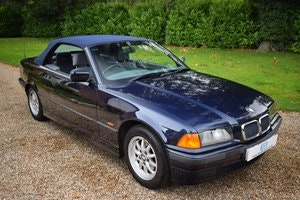 Picture of 1999 BMW 318i Convertible Automatic E36 SOLD