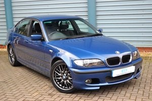 Picture of 2002 BMW 320d M Sport Saloon 190bhp 5-Speed Manual SOLD