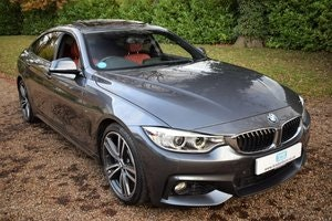 Picture of 2016 BMW 440i M Sport Gran Coupe Automatic 5-door SOLD