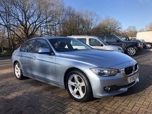 Picture of 2013 (62) BMW 316i SE Automatic | 31,850 miles For Sale