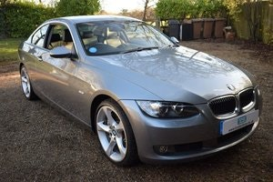 Picture of 2007 BMW 330d Coupe Automatic E90 £7K extras FBMWSH SOLD