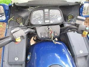 BMW K75 RT (1993) PRESERVED For Sale (picture 5 of 6)