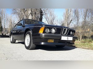 1988 Superb bmw 635 csi manual. Clima, full history! For Sale (picture 1 of 12)
