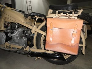1939 BMW R12 militar motorcycle with SIDE CAR For Sale (picture 4 of 6)