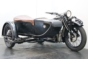Picture of BMW R11 Combination 1933 750cc 2 cyl sv For Sale