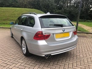 2005 BMW 330d E60 Touring LEFT HAND DRIVE LOW OWNERS For Sale (picture 2 of 6)