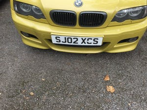 2002 Bmw E46 m3 cabriolet  For Sale (picture 6 of 6)