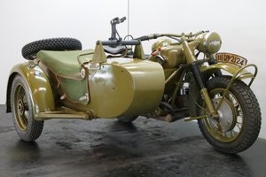 Picture of BMW R75 combination 1943 750cc 2 cyl ohv For Sale