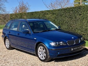Picture of 2002 BMW 320d Touring **Just Serviced by BMW FSH, 3k of Options** SOLD
