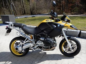 2005 BMW R1200 GS Supermoto 17 For Sale (picture 1 of 6)