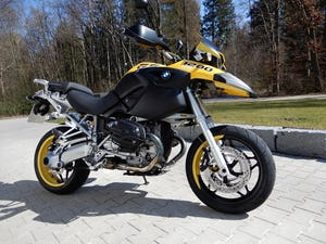 2005 BMW R1200 GS Supermoto 17 For Sale (picture 3 of 6)