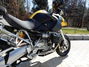 2005 BMW R1200 GS Supermoto 17 For Sale (picture 5 of 6)