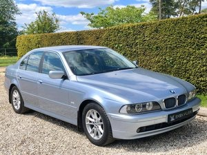Picture of 2002 BMW 525i (E39) Auto **Full BMW History, Excellent Spec** SOLD
