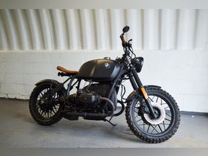 1982 BMW CAFE / BOBBER R100 RS DEATH STAR For Sale (picture 1 of 6)
