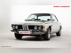 1972 BMW 3.0 CSL // BMW DEALER COLLECTION CAR // BMW RESTORED / For Sale (picture 2 of 23)