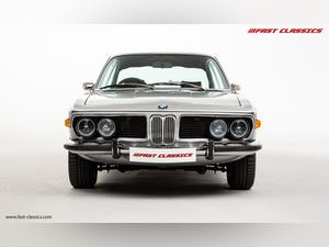 1972 BMW 3.0 CSL // BMW DEALER COLLECTION CAR // BMW RESTORED / For Sale (picture 4 of 23)