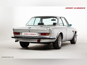 1972 BMW 3.0 CSL // BMW DEALER COLLECTION CAR // BMW RESTORED / For Sale (picture 8 of 23)