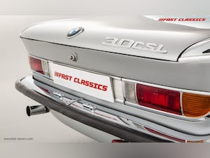 1972 BMW 3.0 CSL // BMW DEALER COLLECTION CAR // BMW RESTORED / For Sale (picture 10 of 23)