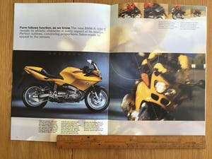 2005 BMW R1100S brochure For Sale (picture 1 of 2)