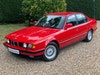 Stunning BMW 535i 59k extensive service history. Immaculate.